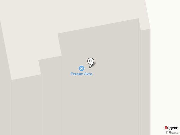 Вакейшн Групп на карте Сыктывкара