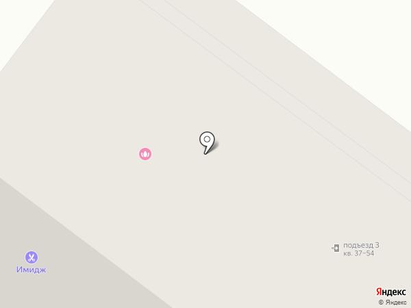 Имидж на карте Сыктывкара