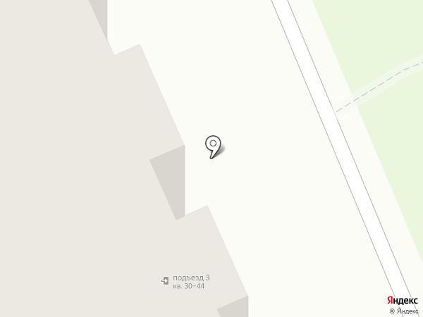 Кочпон-Чит, ТСЖ на карте Сыктывкара