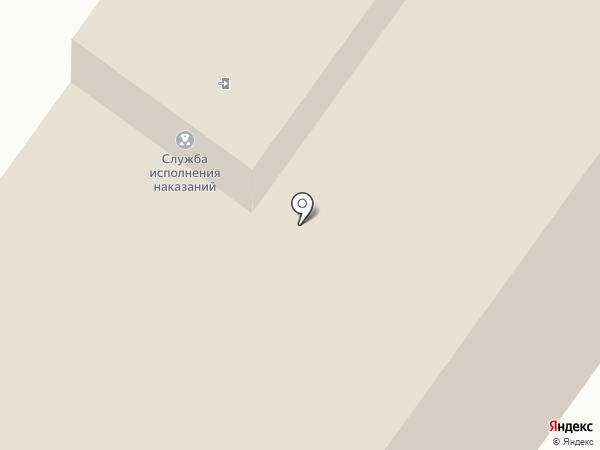 Управление ФСИН России по Республике Коми на карте Сыктывкара