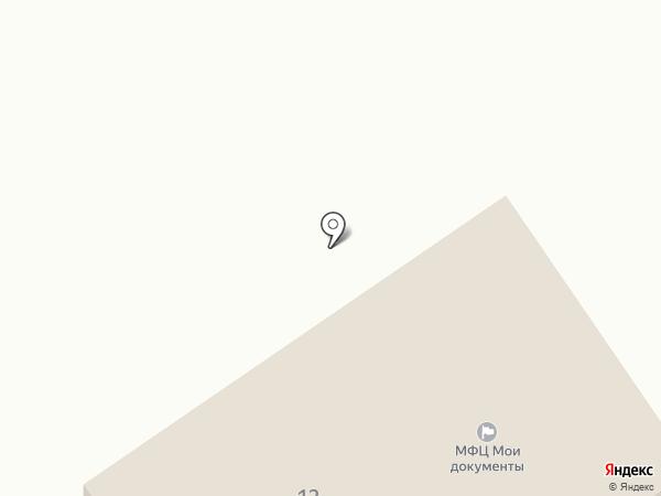Администрация п.г.т. Седкыркещ на карте Сыктывкара