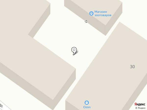 Магазин мяса на карте Сыктывкара