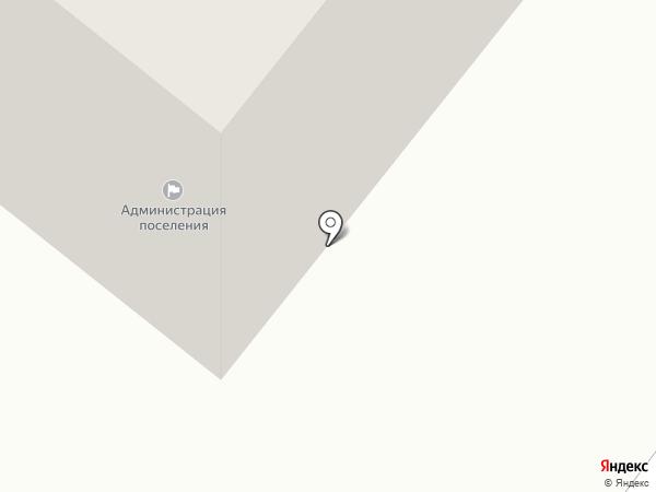 Администрация п.г.т. Краснозатонский на карте Сыктывкара