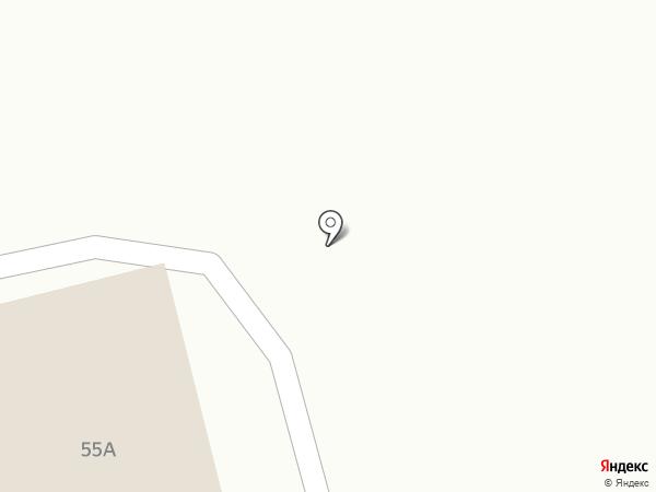 Клуб с. Озёл на карте Сыктывкара