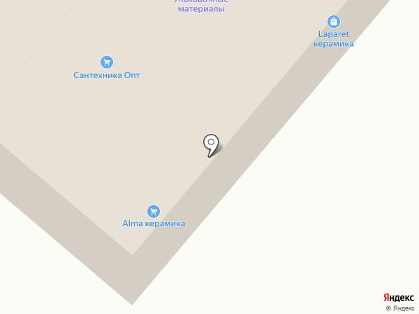 Сталь на карте Нижнекамска