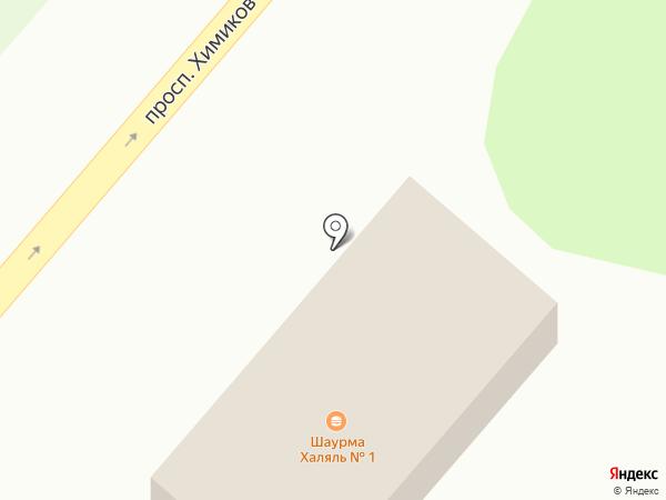 ЦВЕТЫ, салон на карте Нижнекамска