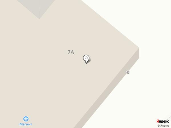 Престиж на карте Нижнекамска