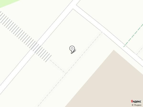 Кружка на карте Нижнекамска