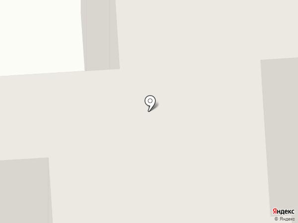 Строящийся объект на карте Нижнекамска