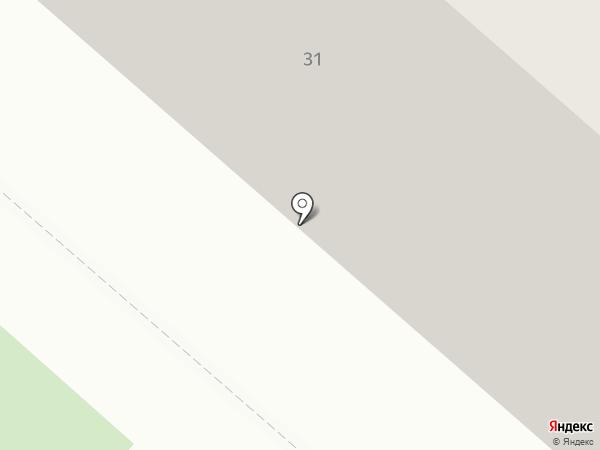Жилстрой на карте Нижнекамска