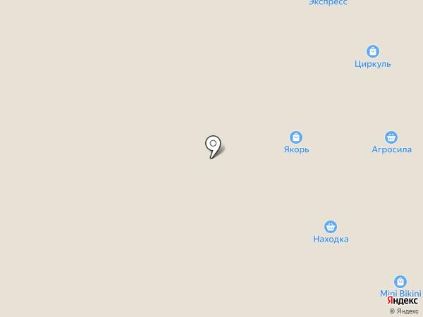 MaksiСвет на карте Нижнекамска