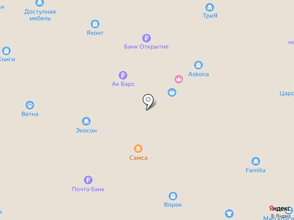 CASABLANCA на карте Нижнекамска