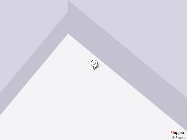 Средняя общеобразовательная школа №19 на карте Нижнекамска