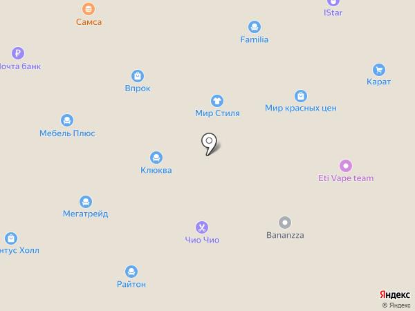 РеАл на карте Нижнекамска