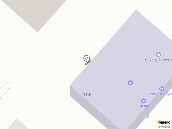 Пестречинка на карте Нижнекамска
