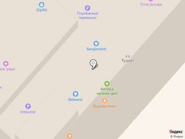 Дебют на карте Нижнекамска