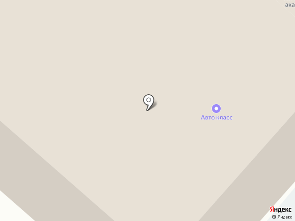 АвтоКласс на карте Нижнекамска