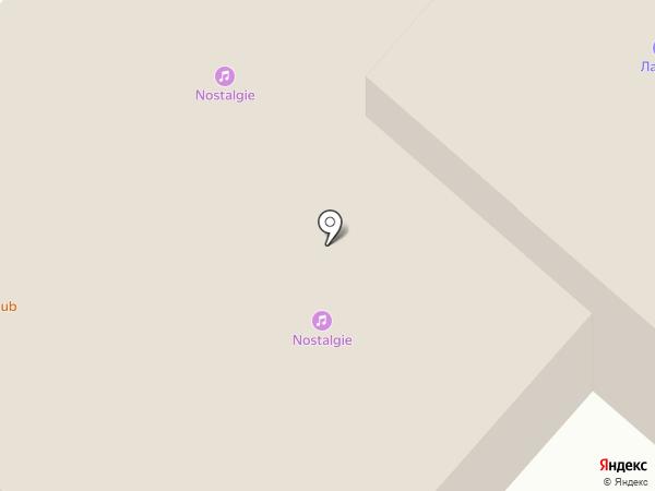 Nostalgie на карте Нижнекамска