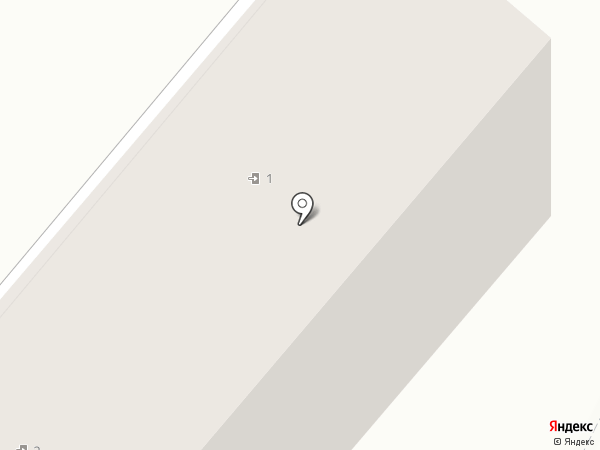Магазин канцтоваров на карте Нижнекамска