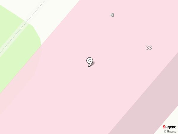 Нижнекамский наркологический диспансер на карте Нижнекамска