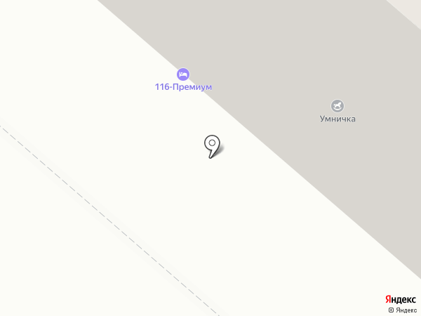 Маленький гений на карте Нижнекамска