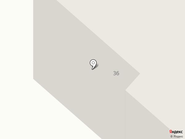 Буфет №11 на карте Нижнекамска