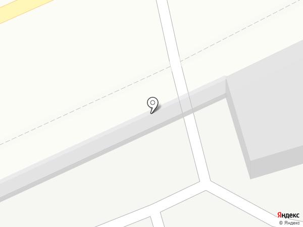Автомобилист №24, гаражно-строительный кооператив на карте Нижнекамска