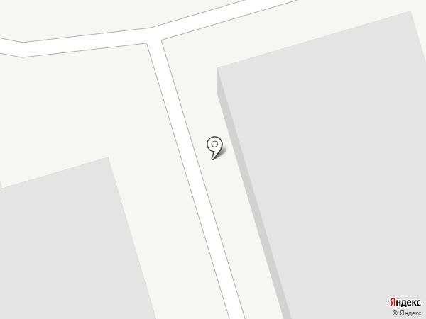 Производственная фирма на карте Нижнекамска