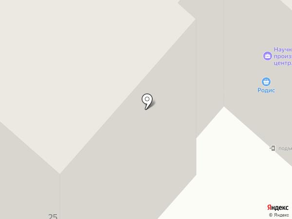 Деловой советник на карте Нижнекамска