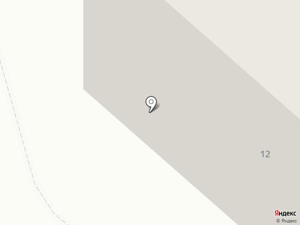 Имплант-Дент на карте Нижнекамска