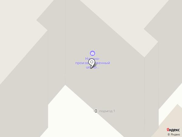 Афродита на карте Нижнекамска