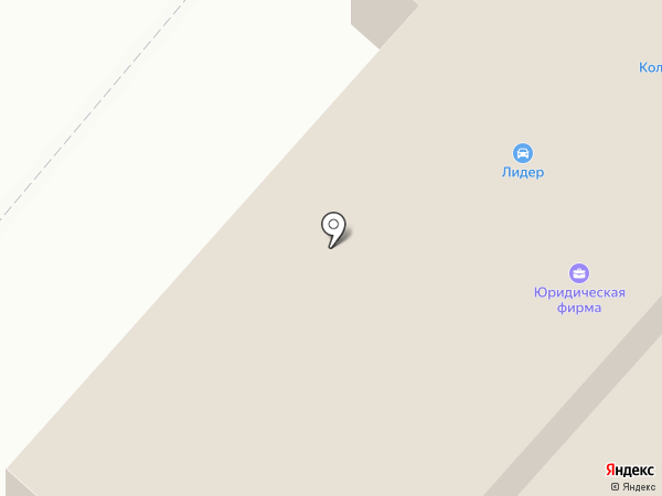 Автозапчасти-НК на карте Нижнекамска