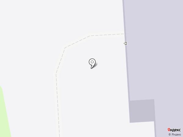 Лицей №14 на карте Нижнекамска