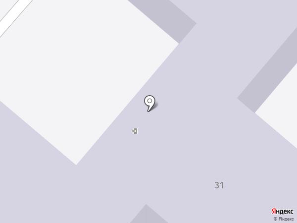 Детский сад №40 на карте Нижнекамска