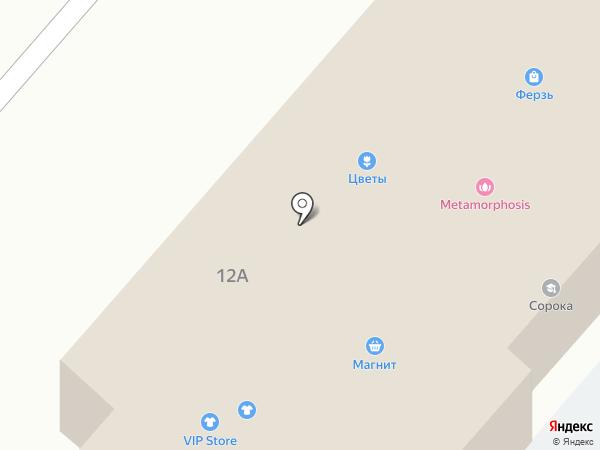 Банкомат, АК БАРС БАНК на карте Нижнекамска