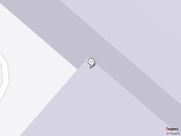 Нижнекамский технологический колледж на карте Нижнекамска