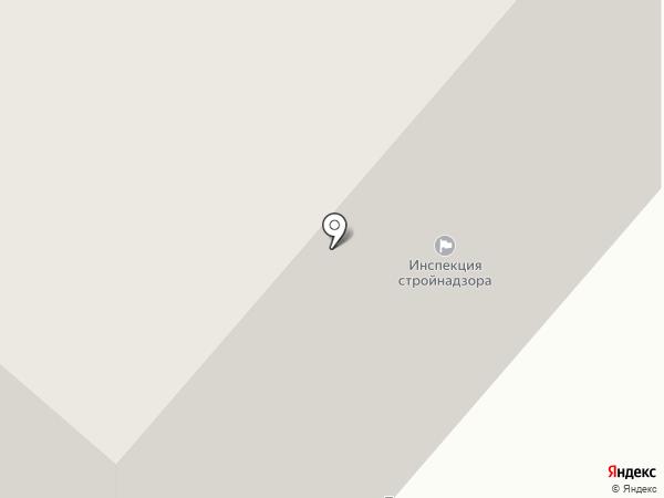Инспекция государственного строительного надзора Республики Татарстан на карте Нижнекамска