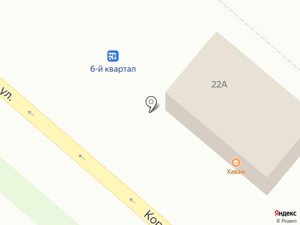 Факторiя на карте Нижнекамска