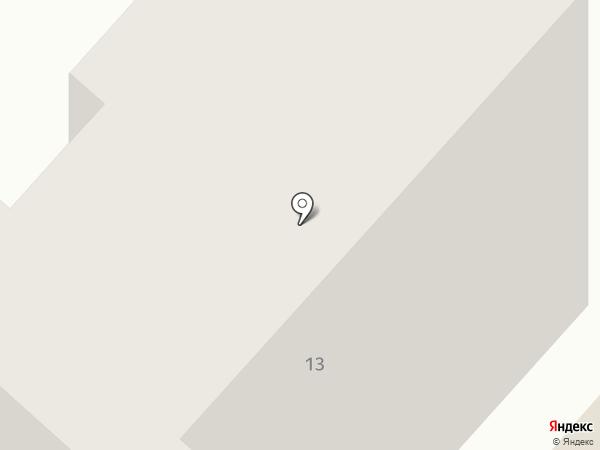 Адвокатский кабинет Насибуллина М.М. на карте Нижнекамска