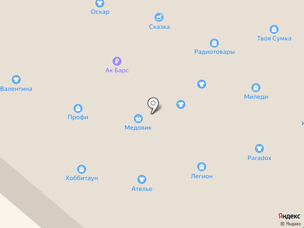 Don Juan на карте Нижнекамска