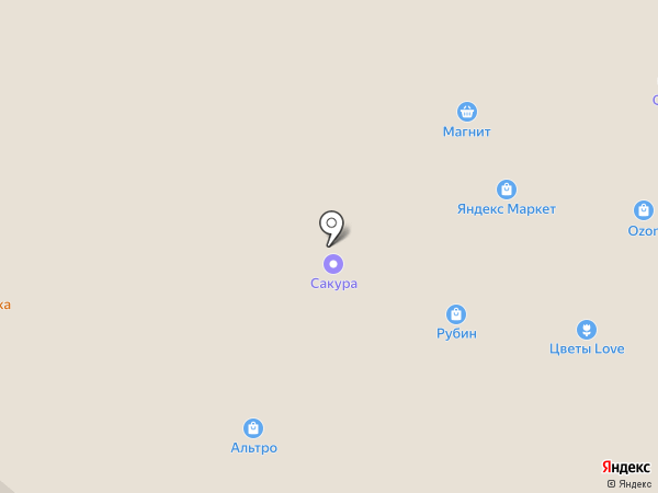 Евролюкс на карте Нижнекамска