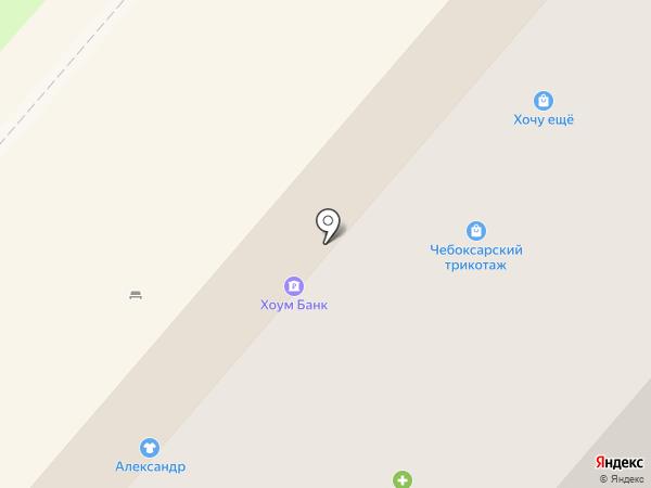 Сеть инфокиосков, АК Барс банк, ПАО на карте Нижнекамска