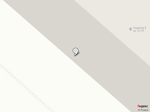 Марлен на карте Нижнекамска