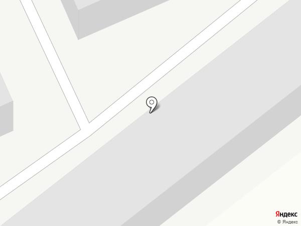 Родной Камск на карте Нижнекамска