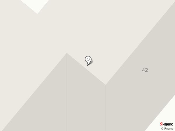 Общежитие на карте Нижнекамска