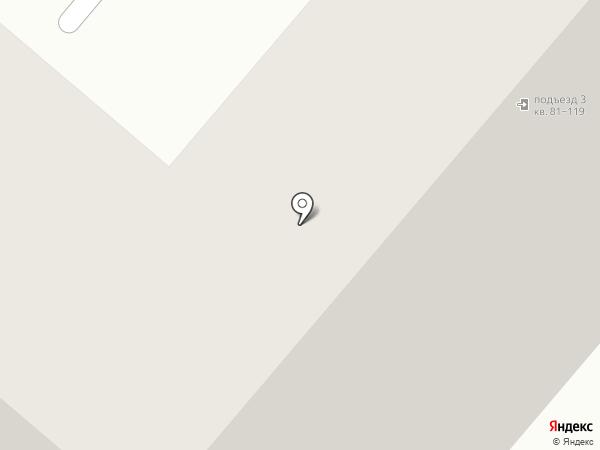 ЖКХ-8 на карте Нижнекамска