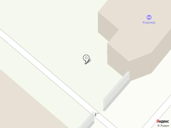 ФОН, ЗАО на карте Нижнекамска