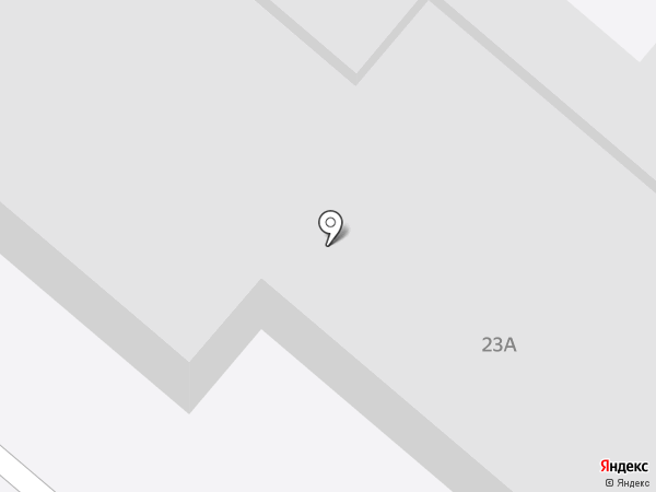 Саулык на карте Нижнекамска
