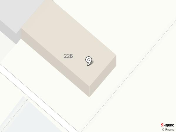 Чинар на карте Нижнекамска