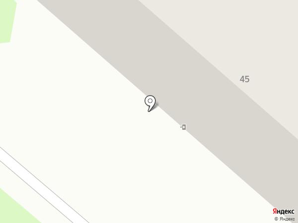 Infinity на карте Нижнекамска